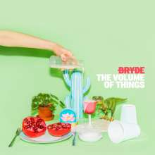Bryde: Volume Of Things, CD