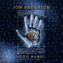 Jon Anderson: 1000 Hands - Chapter One (180g), 2 LPs