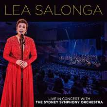 Lea Salonga: Live In Concert With The Sydney Symphony Orchestra, CD
