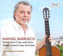 Manuel Barrueco - Music from Cuba and Spain, CD