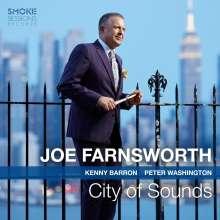 Joe Farnsworth (geb. 1968): City Of Sounds, CD