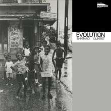 Shintaro Quintet: Evolution, CD