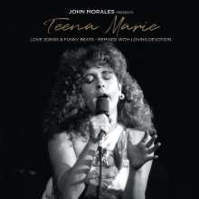 John Morales: John Morales Presents Teena Marie: Love Songs, 3 LPs