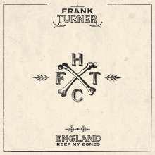 Frank Turner: England Keep My Bones (180g) (Standard Black Vinyl), 2 LPs