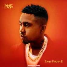 Nas: King's Disease II, 2 LPs