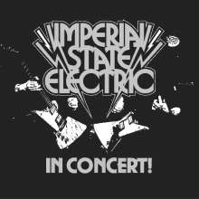 Imperial State Electric: In Concert!, Single 10""