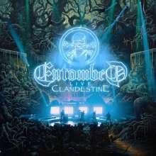 Entombed: Clandestine: Live, CD