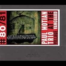 Paul Motian (1931-2011): At The Village Vangu, CD