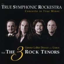 True Symphonic Rockestra: Concerto In True Minor, CD