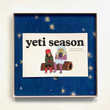El Michels Affair: Yeti Season (Ltd.Deluxe Edition), 1 LP und 1 Buch
