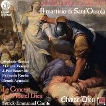 Il Martirio Di Sant Orsola, CD