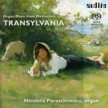 Toduta / Richter / Marb: Organ Music From Transylvania, SACD