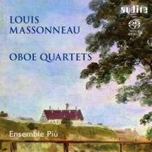 Massonneau / Borner / B: Three Oboe Quatets, SACD