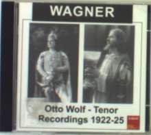 Otto Wolf singt Wagner, CD
