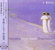 Grunfeld / Adam: Piano Works, CD