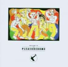 Frankie Goes To Hollywood: Welcome To The Pleasuredome, CD