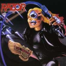 Razor: Evil Invaders, CD