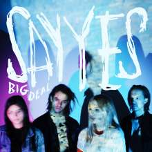 Big Deal: Say Yes (Limited Edition) (Blue Vinyl), LP