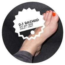 DJ Rashad: Itz Not Rite, LP