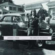 Jackson C. Frank: The Complete Recordings Vol. 3 (remastered), 2 LPs