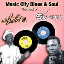 Music City Blues & Soul: Music City Blues & Soul / Vari, CD