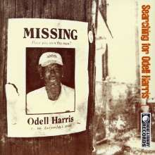 Odell Harris: Searching For Odell Harris, CD