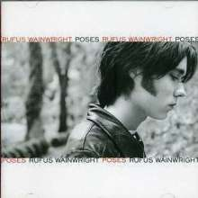 Rufus Wainwright: Poses, CD