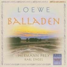 Carl Loewe (1796-1869): Balladen, CD