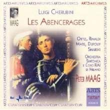 Luigi Cherubini (1760-1842): Les Abencerages, 2 CDs