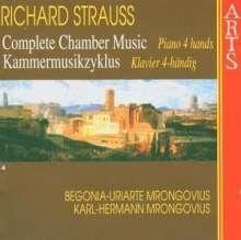 Richard Strauss (1864-1949): Kammermusik Vol.4, CD