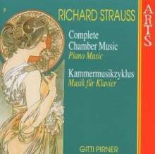 Richard Strauss (1864-1949): Kammermusik Vol.7, CD