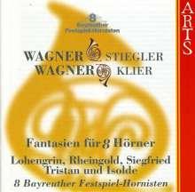 Bayreuther Festspielhornisten - Wagner, CD