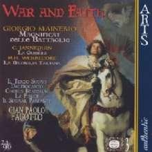 Giorgio Mainerio (1545-1582): Magnificat im 5.Ton, CD
