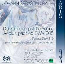 Johann Sebastian Bach (1685-1750): Kantaten BWV 110 & 205, SACD