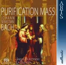 Johann Sebastian Bach (1685-1750): Messe zum Fest Maria Lichtmess, Super Audio CD