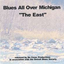 Blues All Over Michigan: East, CD