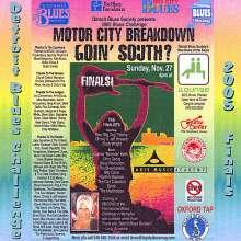 Compilation: Detroit Blues Challenge 2005 Finals, CD