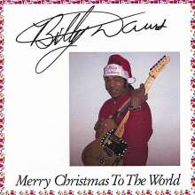 Billy Davis: Merry Christmas To The World, CD