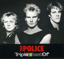 The Police: The 50 Greatest Songs, 3 CDs
