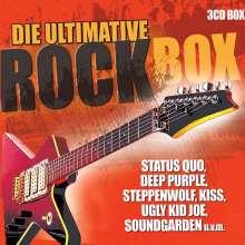 Die ultimative Rock Box, 3 CDs