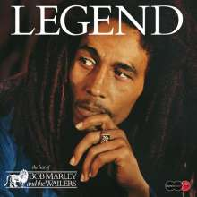 Bob Marley (1945-1981): Legend: The Best Of B.Marly & The Wailers (2CD + DVD), 2 CDs