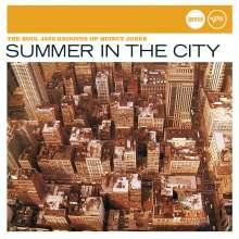 Quincy Jones (geb. 1933): Summer In The City (Jazz Club), CD
