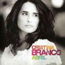 Cristina Branco (geb. 1972): Abril, CD