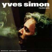 Yves Simon: Rumeurs (jewel box), CD