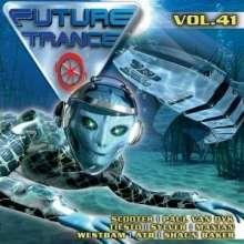 Future Trance Vol. 41, 2 CDs