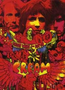 Cream: Those Were The Days, 4 CDs