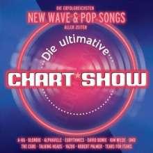 Die ultimative RTL Chartshow: New Wave & Popsongs, 2 CDs