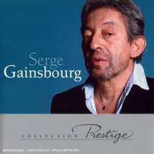 Serge Gainsbourg (1928-1991): Collection Prestige (Limited Edition), CD