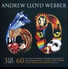 Musical: Andrew Lloyd Webber: 60, 3 CDs