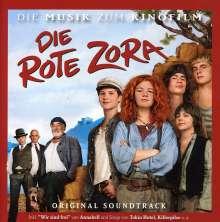 Filmmusik: Die rote Zora, CD